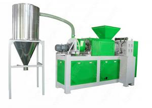 China Waste Plastic Recycling Machine Line For Soft Wet Plastic Squeezing And Dehydration on sale