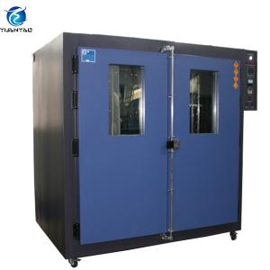 China 200C high temperature dust-free class 1000 cleanroom hot air oven on sale