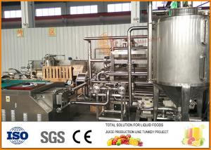 China Red Bayberry Fruit Juice Processing Line 15~20 Brix Solid Content on sale
