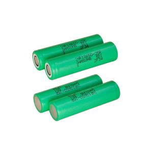 China Electronic Cigarette 20A 3.6 volt lithium ion rechargeable battery High Drain on sale