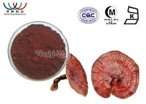 China Anti Cancer Reishi Mushroom Extract 10% Polysaccharides Fruiting Body For Medicine on sale