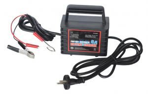 China DC 12 Volt Car Battery Chargers 6 Amp , Hight power for lead acid batteries on sale
