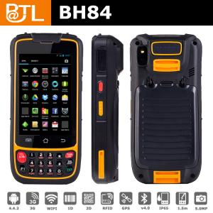 China Gold supplier BATL BH84 nfc rfid handheld pda scanner barcode singapore on sale