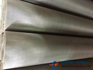 China AISI304 Plain Weave Wire Mesh, 40mesh x 0.010 Wire Dia. for Petroleum on sale