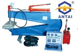China 36'' PVC PVG Conveyor Belt Vulcanizing Press Transmission Belt Heat Splicing Equipment on sale