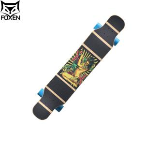 China Hot sales Blank Longboard deck complete board on sale