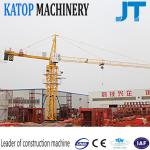 Tower crane 5t load QTZ63-TC5010 tower crane with low price for Vietnam