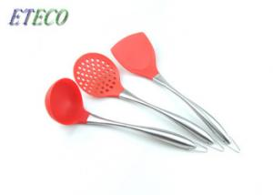 China 304 Stainless Steel  Metal Kitchen Utensil With Long Handle Magnetic on sale