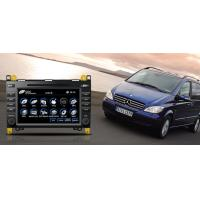 China in-dash car DVD player for Mercedes-Benz Viano on sale