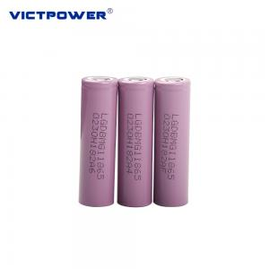 China Rechargeable 18650 battery 18650-MG1 2900mah 3.6V lithium battery for solar light wholesale