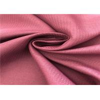 Cation Twill Ripstop Exterior Fabric Waterproof Windproof Fabric For Jacket