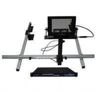 Professional passive 3D polarizer for digital 3D cinema equipment