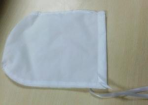 China Liquid Filter Nylon Filter Mesh , Micron Nylon Mesh Drawstring Bags on sale