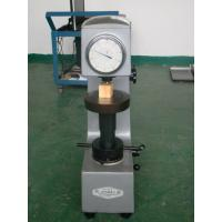 Prefessional Hardness Rubber Testing Machine For Hardened Steel Rockwell
