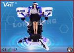 Amusement Park 9D VR Equipment Standing Flight Simulator With VR Glasses