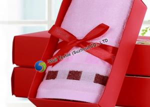 China Microfiber Luxury Bath Towel Sets , Soft Touch Beach Towel Set for Gift or Souvenirs on sale
