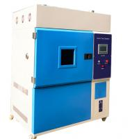 Siemens PLC Controller Climatic Test Chamber For Artificial Light Colour Fastness
