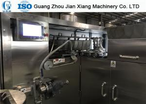 China SD80-L69X2 Automatic Egg Roll Making Machine With Fast Heating Up Oven on sale