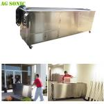 China Mobile Window Blinds Ultrasonic Cleaning System With Over 3 Meter Length wholesale