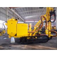 200M Deep Hole High Torque Hydraulic DTH Drilling Rig with Diesel Cummins Engine