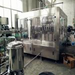 8000kg 16000bph - 18000bph liquid filling machine for 150-320mm Height Bottles