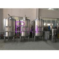 Glass FIber Reverse osmosis water purification machine for Drinking Water