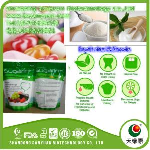 China Erythritol food grade sweetener on sale