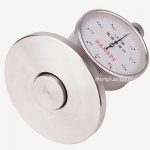 China Shore F Durometer Portable Digital Hardness Tester For Sponge And Foam on sale