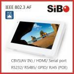 SIBO Q896 en la tableta de Android de la pared con RS232