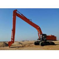 China 21 Meter Excavator Long Arm , High Extension Demolition Boom Stick Length 9500 Mm on sale