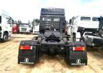 Tractor Truck Head 6X4 LHD Euro II III SHACMAN Trucks