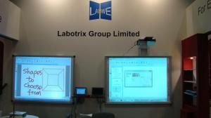 China Sala de clase elegante Whiteboard interactivo/tablero de escritura electrónico on sale