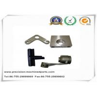 High Precision Auto Parts Aluminum CNC Milling Machining Services