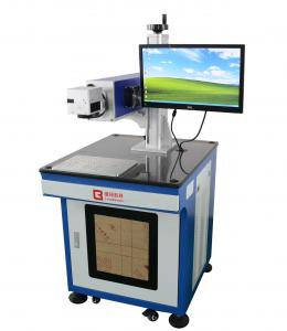 China Surface Marking UV Laser Marking Machine for LCD Screen / Plastic Case supplier