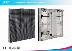 China High Brightness P10 SMD3535 Rental Led Display with 640mmX640mm led cabinet on sale
