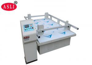 China Industrial Auto Simulate Transportation Vibration Testing Machine for Packaging on sale