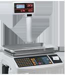 キャッシャーscale/TP-7000/LCD/LED/double表示