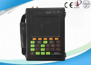 China Non Destructive Testing Ultrasonic Flaw Detector , Welding Ultrasonic Crack Detection Equipment on sale