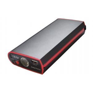 China Pocket Size 12V Emergency Automobile Jump Starter Portable Car Jump Start Battery Pack on sale