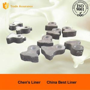 Quality High Cr Cast Iron Retention Ring Applied in Cement Mill , More than HRC48 for sale