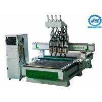 China 4 Spindles Simple ATC CNC Router Machine Woodworking Machine 4x8 on sale