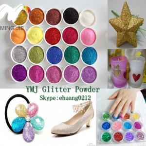 China Glitter Powder, Flash Powder, Shimmer Powder on sale