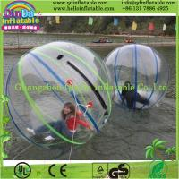 Colorful inflatable water ball,inflatable walk on water ball,wonderful water ball for sale