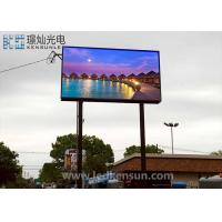 P6 Front Service Led Display High Resolution For Trade Show 90-240V