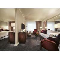 King Queen Room Hotel Inn Apartment Furniture Sets / Living Room Sofas And Chairs