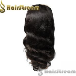 China Wholesale 100% Hand Made Full Lace Brazilian Human Hair Wigs on sale