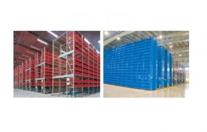 China Parts shelving systems / industrial shelving racks / commercial shelving racking on sale