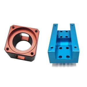 China Micro Machining 0.05mm C11000 C36000 Copper CNC Machined Parts on sale