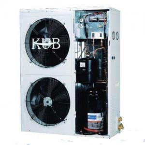 China 5hp ZXL050E R404A Commercial Refrigerator Condenser Low Temperature Fridge Emerson copeland Condensing Unit Zxl Platform on sale