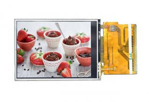 China High Resolution 2.8 Inch 240RGB x 320 TFT Lcd Module With ILI9341 IC And MCU / RGB Interface on sale
